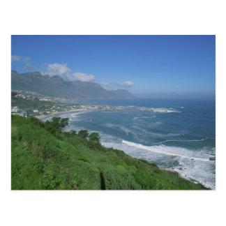 South Africa - Clifton Beach, Cape Town Postcard
