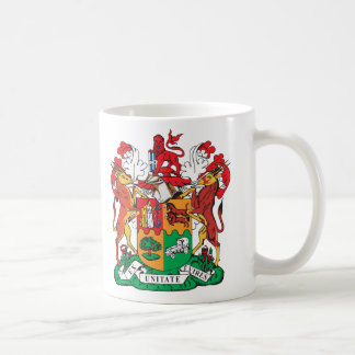 South Africa Coat of Arms (1932) Mug