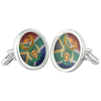 South Africa Cuff Links
