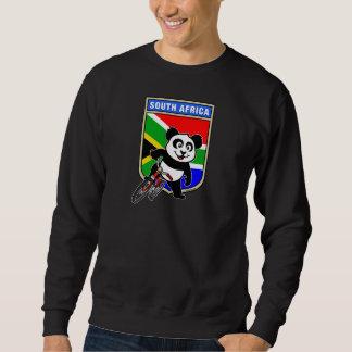 South Africa Cycling Panda Sweatshirt