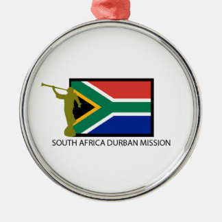 SOUTH AFRICA DURBAN MISSION LDS CTR METAL ORNAMENT