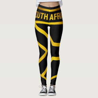 South Africa  Emblem Leggings