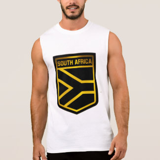 South Africa  Emblem Sleeveless Shirt