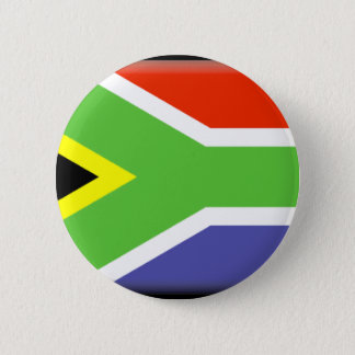 South Africa Flag 2 Inch Round Button