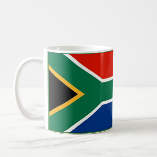 South Africa Flag Coffee Mug