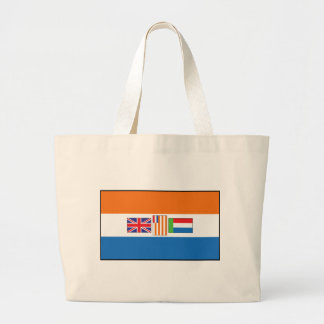 South Africa Flag Large Tote Bag