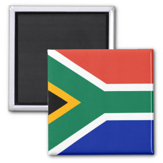 South Africa Flag Magnet
