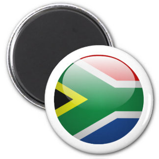 South Africa Flag Magnet