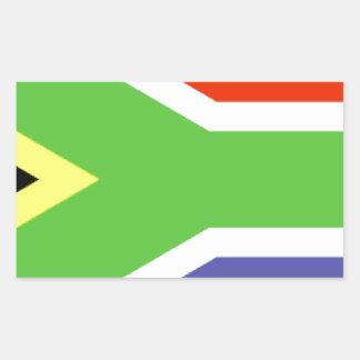 South Africa Flag Sticker