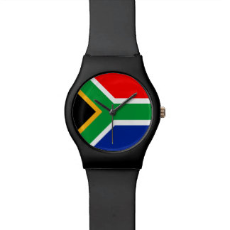 South Africa Flag Watch