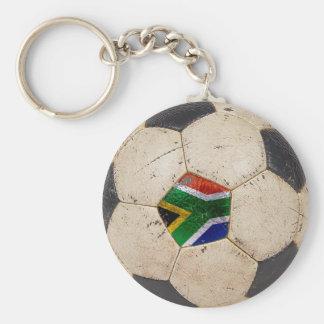 South Africa Football Keychain