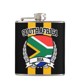 South Africa Hip Flask