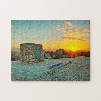 South Africa Indian Atlantic Ocean Agulhas Jigsaw Puzzle