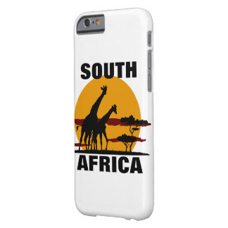 South Africa iPhone 6 Barely There iPhone 6 Case