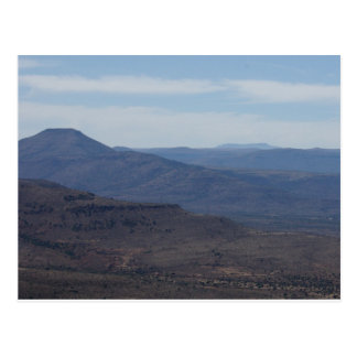 South Africa Landscape Postcard