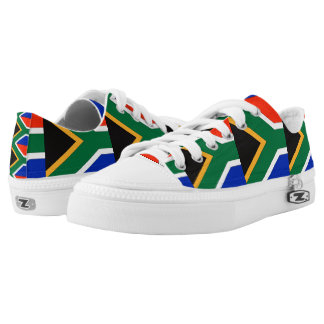South Africa Low-Top Sneakers