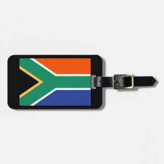 South Africa Luggage Tag
