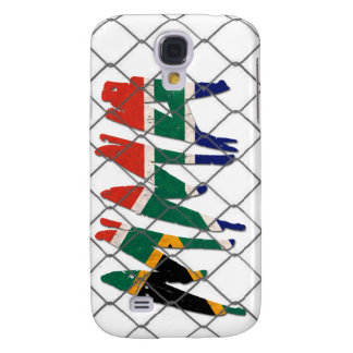 South Africa MMA white iPhone 3G/3GS case