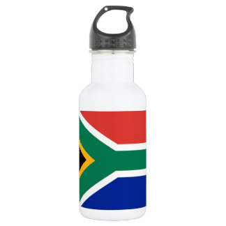 South Africa National World Flag 532 Ml Water Bottle