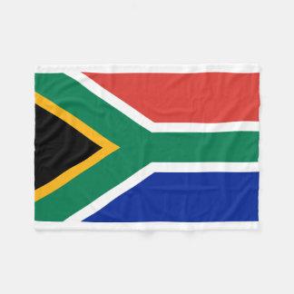 South Africa National World Flag Fleece Blanket