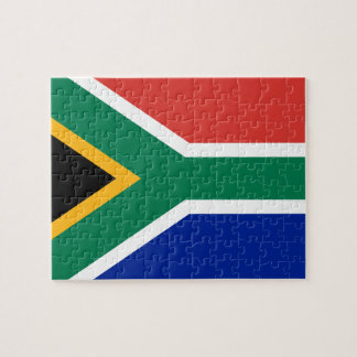 South Africa National World Flag Jigsaw Puzzle