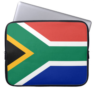 South Africa National World Flag Laptop Sleeves