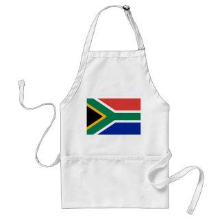 South Africa National World Flag Standard Apron
