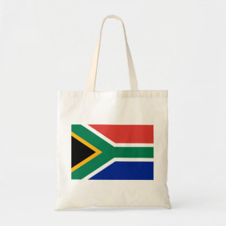 South Africa National World Flag Tote Bag