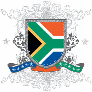 South African Shield Gifts on Zazzle CA