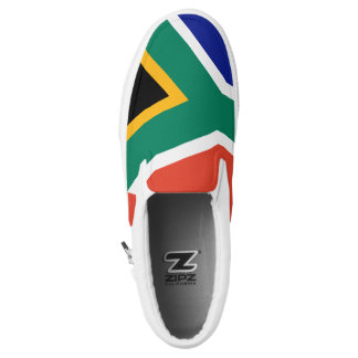 South Africa Slip-On Sneakers