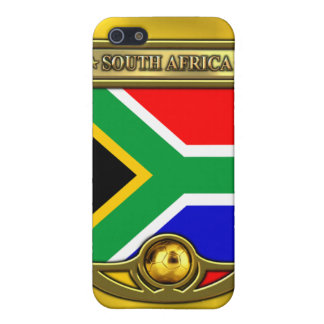 South Africa Soccer iPhone 5/5S Case