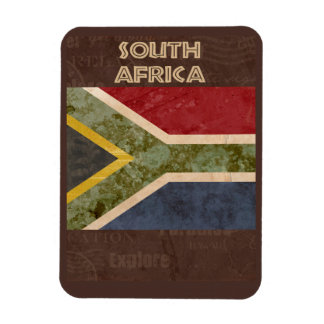 South Africa Souvenir Magnet