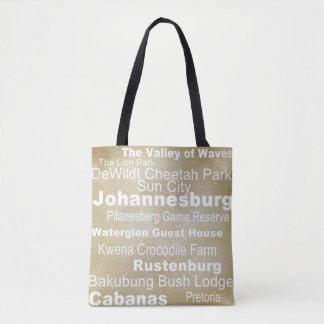 South Africa Tote