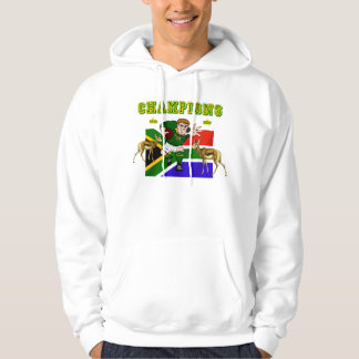 South Africa World Champions Rugby Hoodie