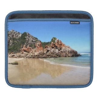 South African Beach iPad Sleeves