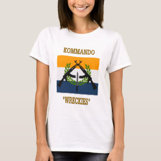 SOUTH AFRICAN COMMANDOS T-Shirt