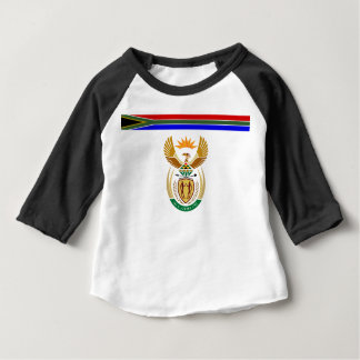South African flag Baby T-Shirt