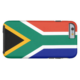 South African Flag iPhone 6 case