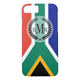 South African Flag iPhone 7 Case