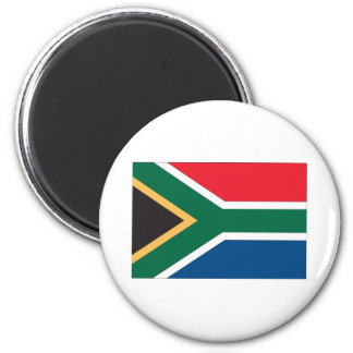 South African Flag Magnet