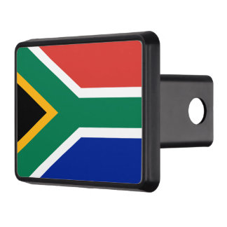 South African Flag of South Africa Hitch Cover