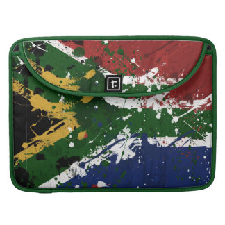South African Flag Sleeves For MacBooks