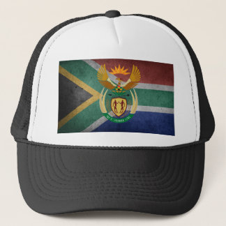 South African flag Trucker Hat