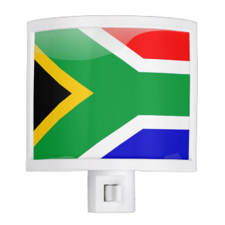 South African glossy flag Night Lite