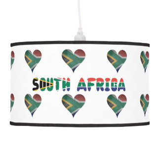 South African heart Pendant Lamp