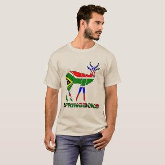 South African Rugby Springboks Tshirt