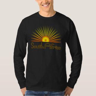 South African Sunrise  Long Sleeve T-Shirt