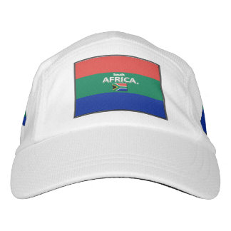 South Africa's Colors Flag Hat