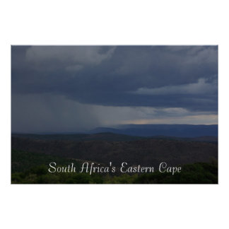 South Africa's Eastern Cape Poster