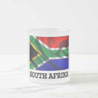 South Afrika Coffee Cup